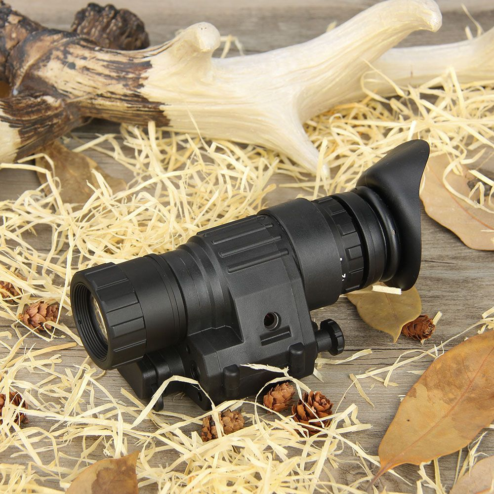 PVS-14 Style Digital Night Vision For Hunting Six Color For Choice OS27-0008