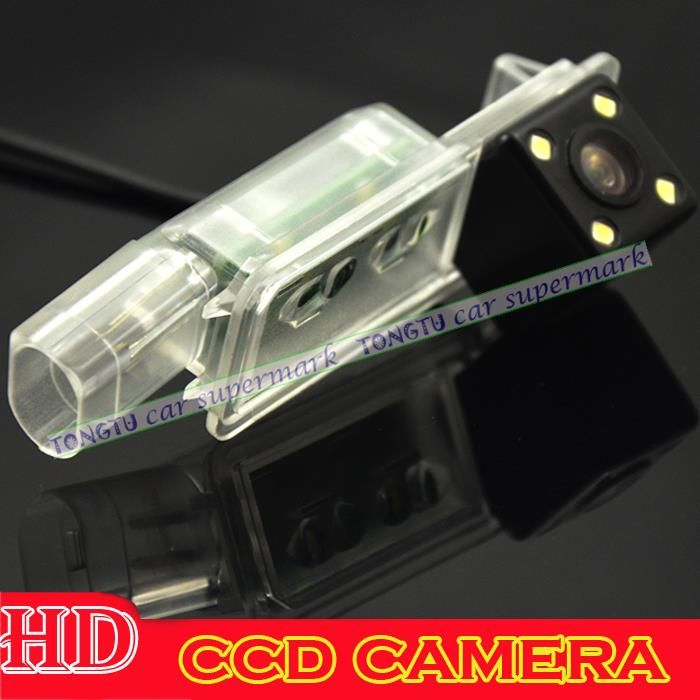 Night vision with lED CCD HD Car Rear parking camera for VW Golf 7 Scirocco passat cc car parking camera wire wireless