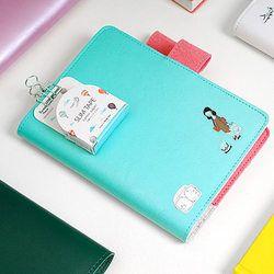 Yiwi Jepang Klasik Notebook Harian Bulanan Tahunan Planner Organizer Agenda Susu Notebook Cover Yang Sesuai dengan Hobonichi