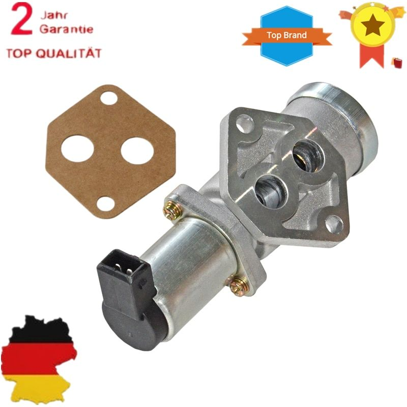 Idle Air Control Valve For Astra F G Calibra A Omega B Vectra A B 1,8 2,0 16V 837102,837 102,0837102,0837 102, 90411546, 1338320