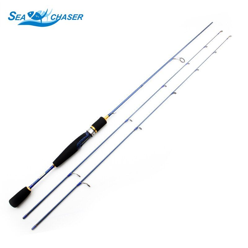 cheap ul spinning rod 2-6g lure weight ultralight spinning rods line weight ultra light spinning fishing rod Free shipping