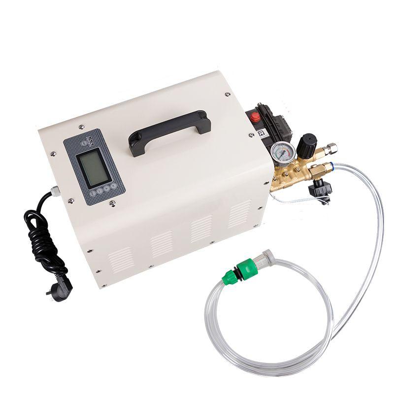 2L/3L/4L/5L/min hochdruck fogging pumpe, Foging nebel maschine, kaffee shop und restaurant wasser beschlagen kühlung beschlagen system,