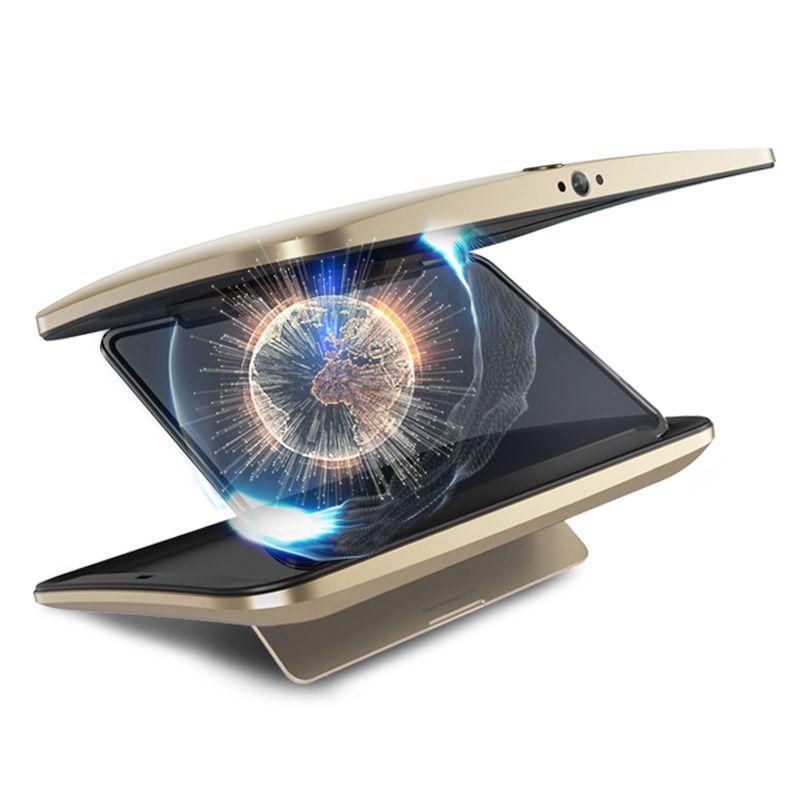 3D BOX MP4 player Open loch 3D Nackt auge 3D player mit WIFI bluetooth unterstützung TF karte ios Android mobile APP Eingebaute batterie
