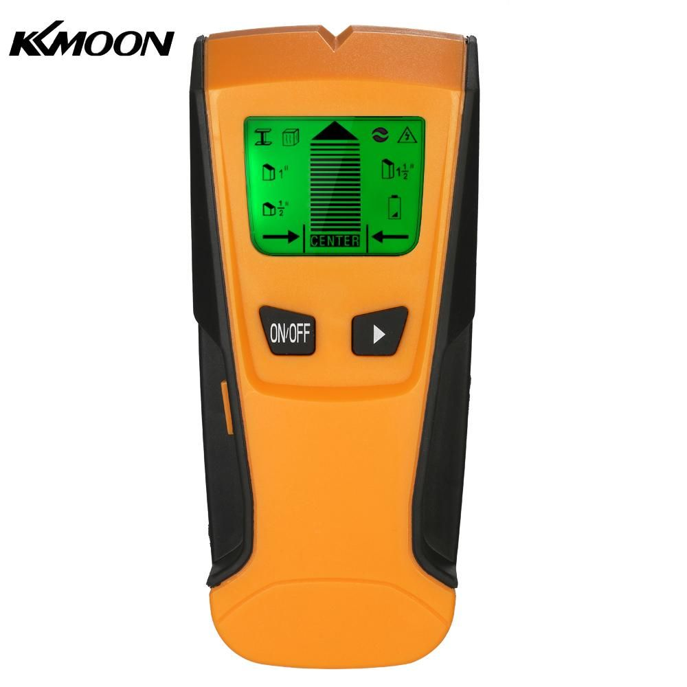 3 In 1 Metal Detectors TH-210 Find Metal Wood Studs AC Voltage Live Wire Wall Detector Detect Wall Scanner Electrical