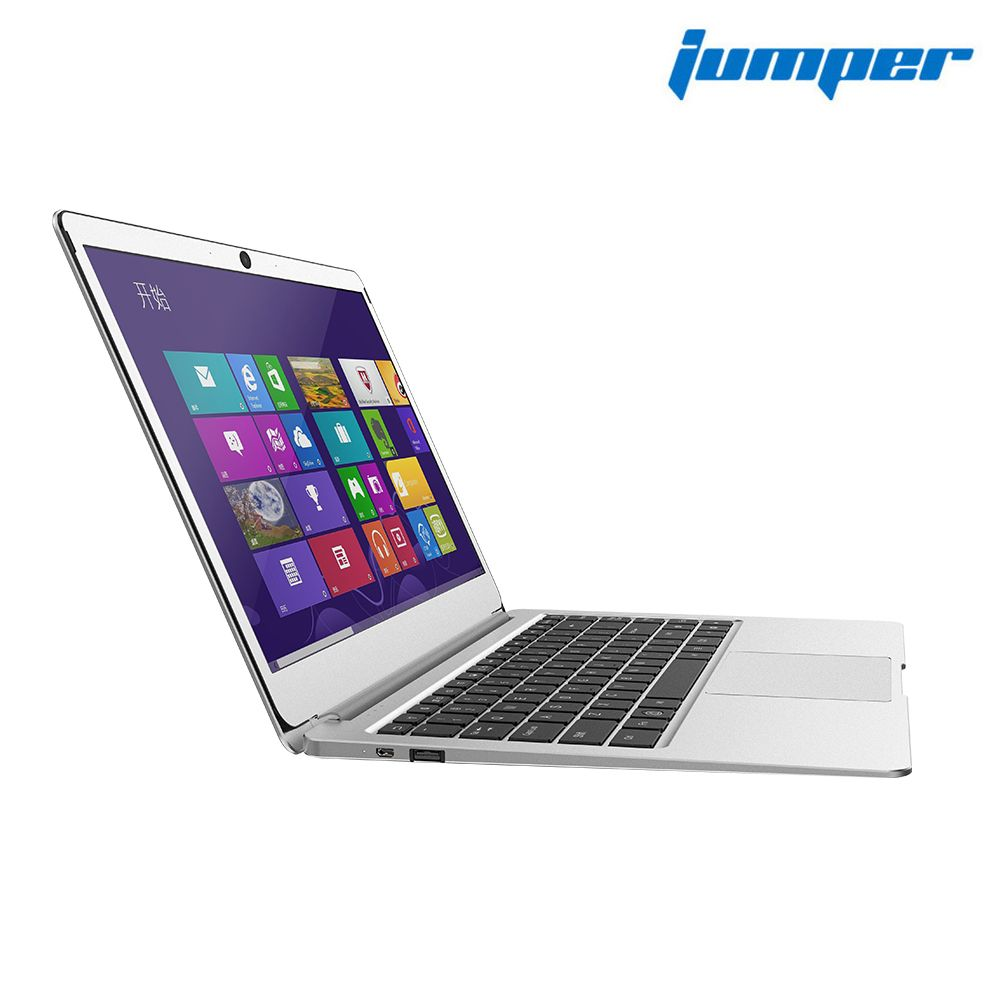 Jumper EZbook 3 Plus 14 ''laptop Intel Core M 7Y30 802,11 AC Wifi 8G DDR3L 128G SSD Metallgehäuse Windows 10 1080 P FHD ultrabook