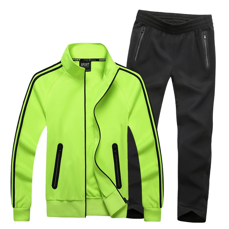 Mens Loose Style Sportswear Big Size Sportsuits 7XL 8XL Fitness Workout Tracksuit Set Gym Running Sport Suit Student Couple Suit