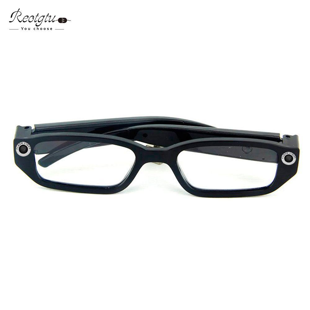 Intelligent vidéo dossier de conduite verres intelligents, sports de plein air hommes et femmes universelle intelligente caméra lunettes