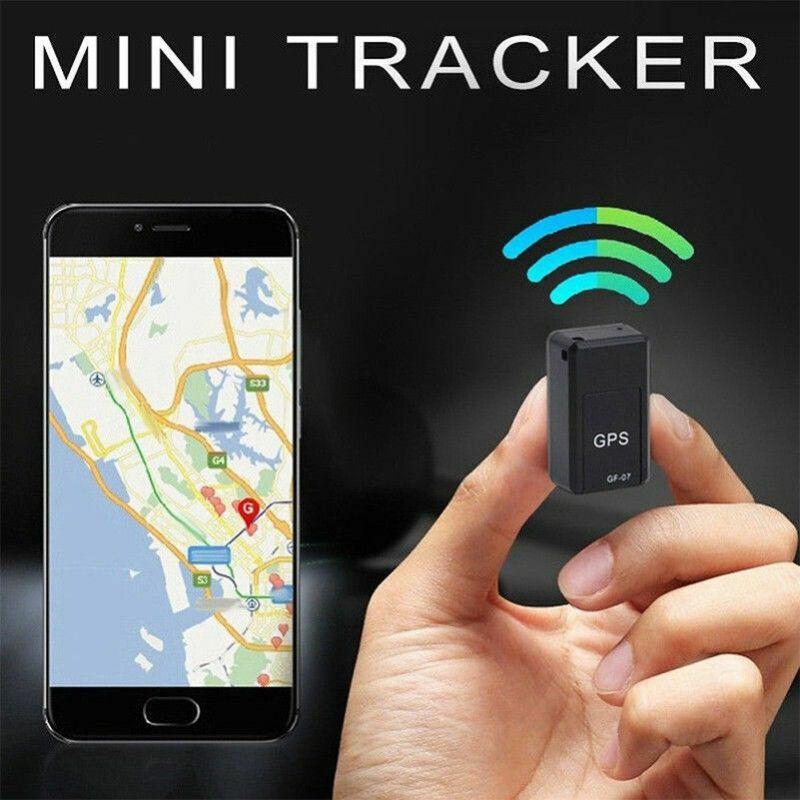 Magnétique GF07 GSM Mini espion GPS Tracker localisateur de suivi en temps réel-dispositif Mini GPS localisateur de voiture en temps réel dispositif de suivi de suivi