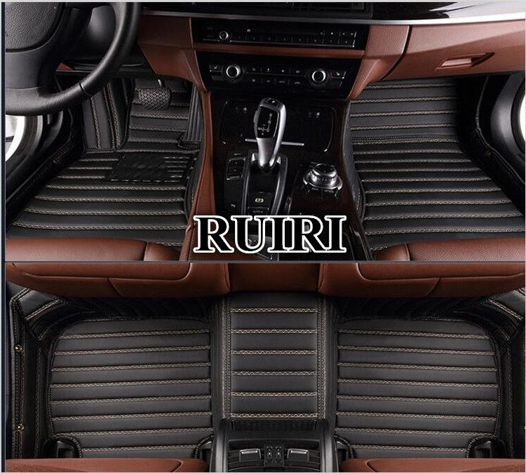 Best quality! Custom special car floor mats for All New Lexus ES 250 350 300h 2018 2019 durable non-slip carpets,Free shipping