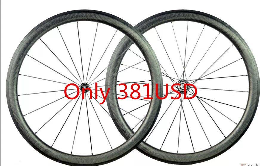Freies verschiffen dimple räder carbon räder fahrrad drahtreifen 45mm 50mm 58mm dimple räder carbon dimple räder
