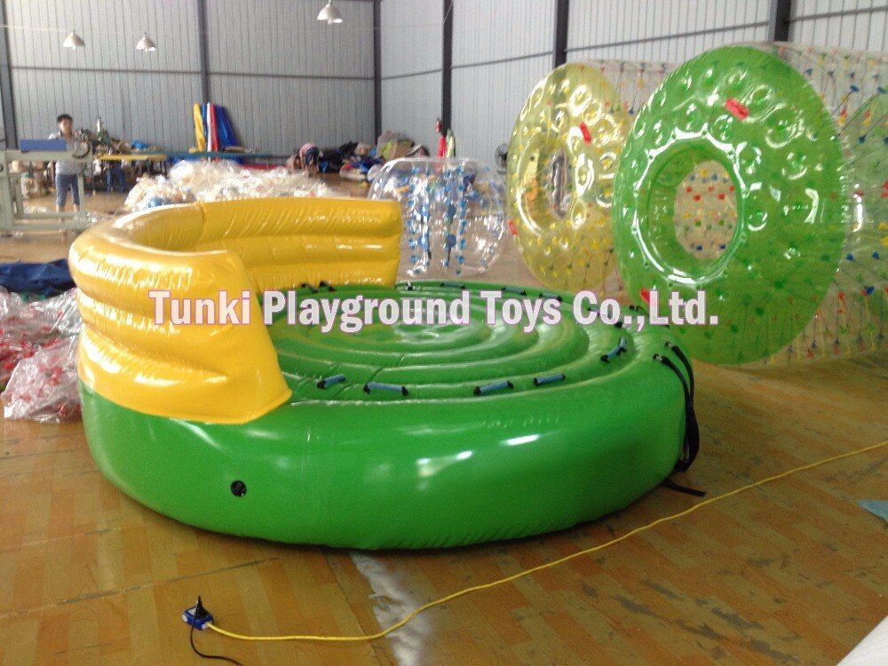 inflatable water towable