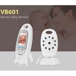 FIMEI VB601 Беспроводной Детский монитор для младенцев 2,4 ГГц цифровой видео детский монитор температуры дисплей Ночного Видения музыка няня мо...