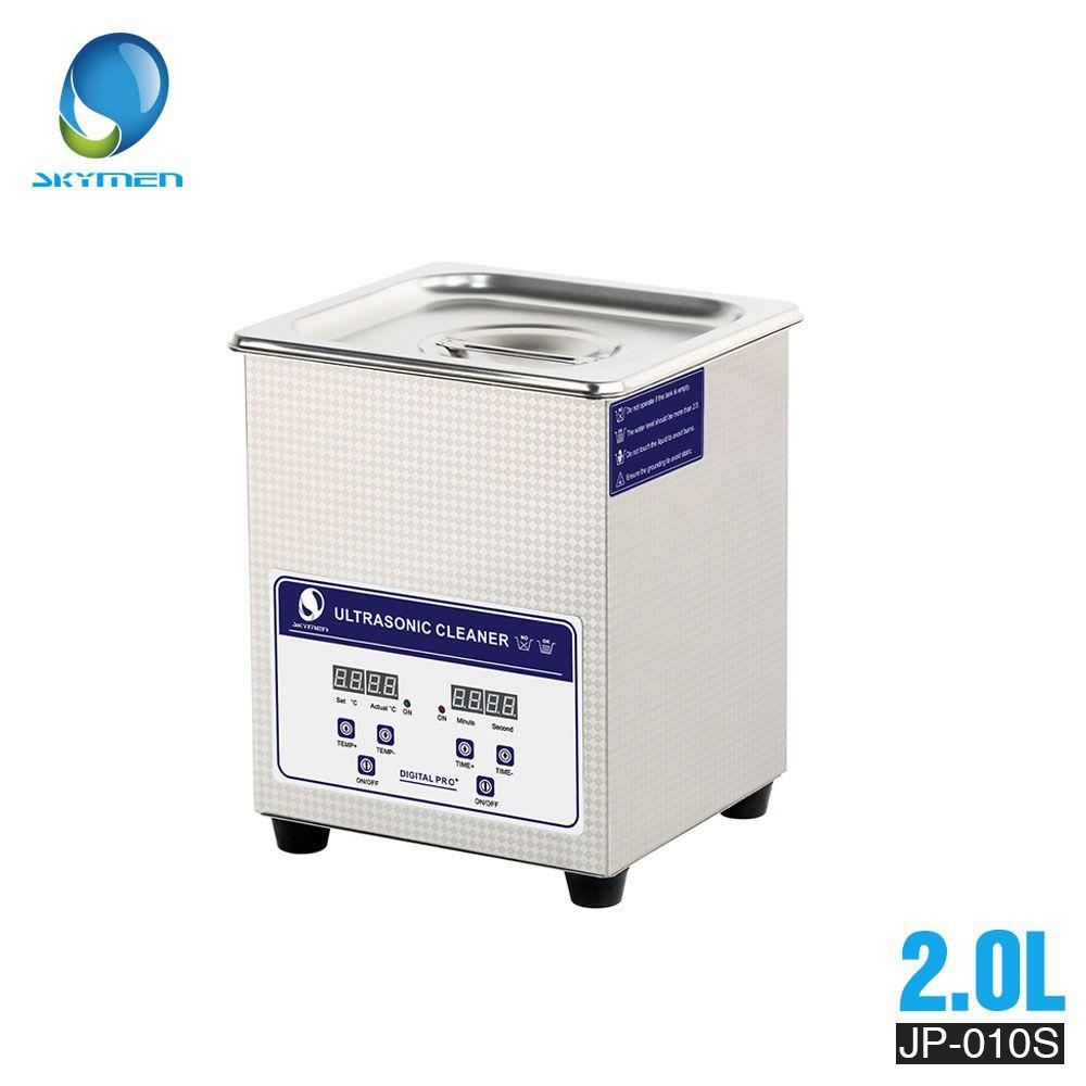 SKYMEN Digital Ultraschall Reiniger Bad 2l ultraschall reiniger 60 W 110/220 V pcb reiniger golf ball washer