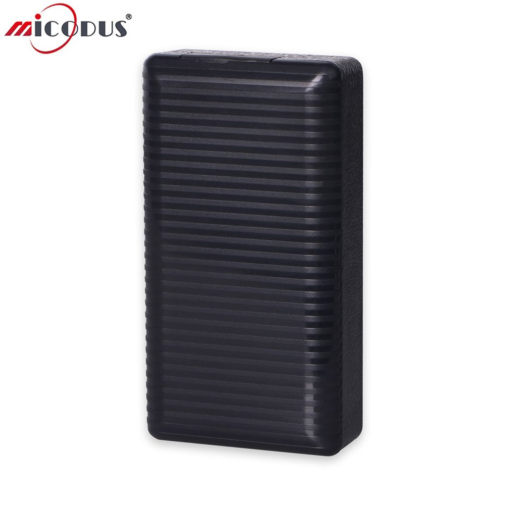GPS Tracker Car Mini Spy Voice Recorder 8000mah Battery Strong Magnet Tracking Device Realtime MK8 GSM Alarm Free Web APP