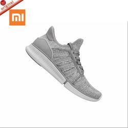 xiaomi Mijia Smart Shoes Men Women High Good Value Design Replaceable xiaomi Waterproof IP67 Phone APP Control