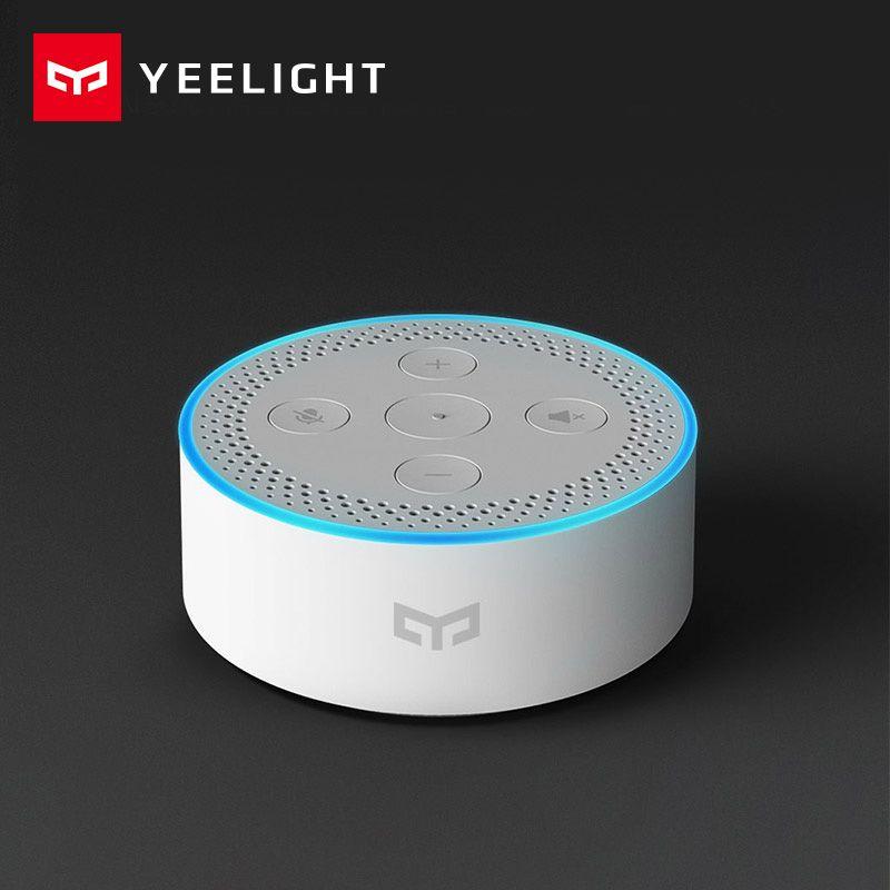Original xiaomi Mijia Yeelight smart speaker Xiaomi AI Intelligence Speaker and BLE gateway function and work with Mi Home APP