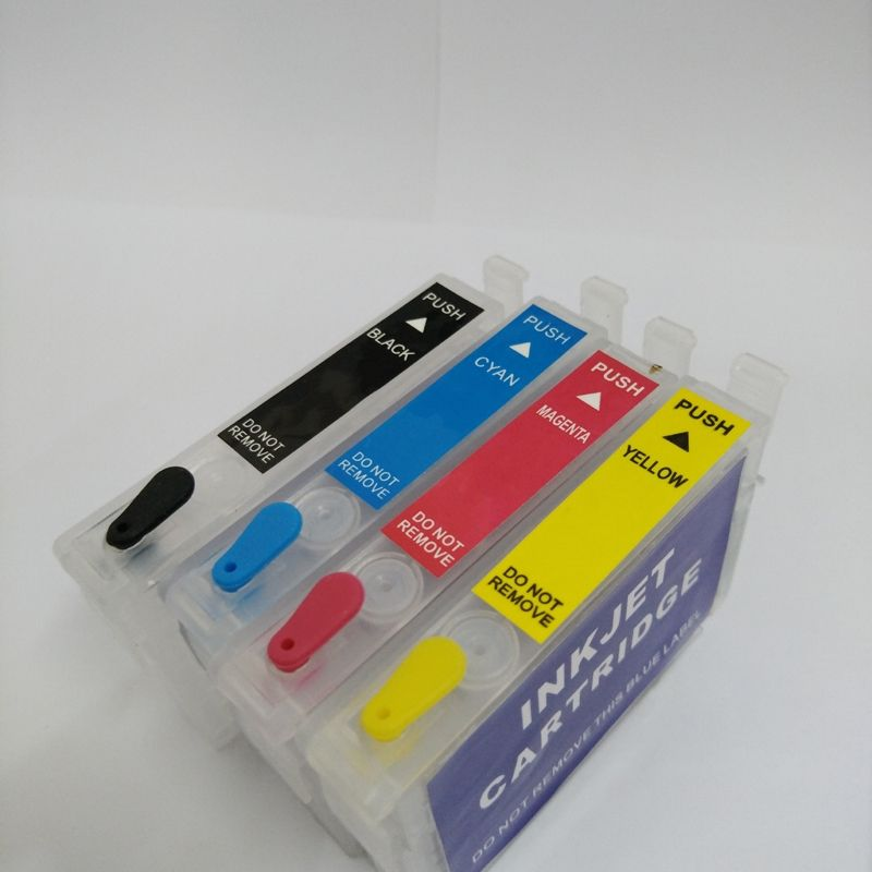 T1811 Refillable Ink cartridge For Epson Expression Home XP212 XP215 XP225 XP312 XP315 XP412 XP415 XP202 XP205 XP302 XP305 XP402
