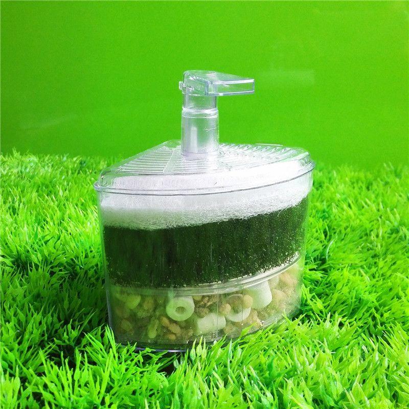 10*8*12 cm Aquarium conduit par Air Bio coin filtre éponge friture crevettes Nano Aquarium Aquarium 1 pièces