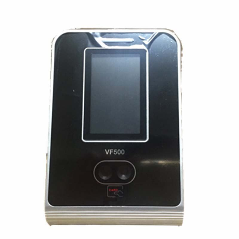 DHL Freeshipping ZK WIFI Face Time Iclock system With 125K ID Card Function WiFi Facial Attendance System ZK VF500