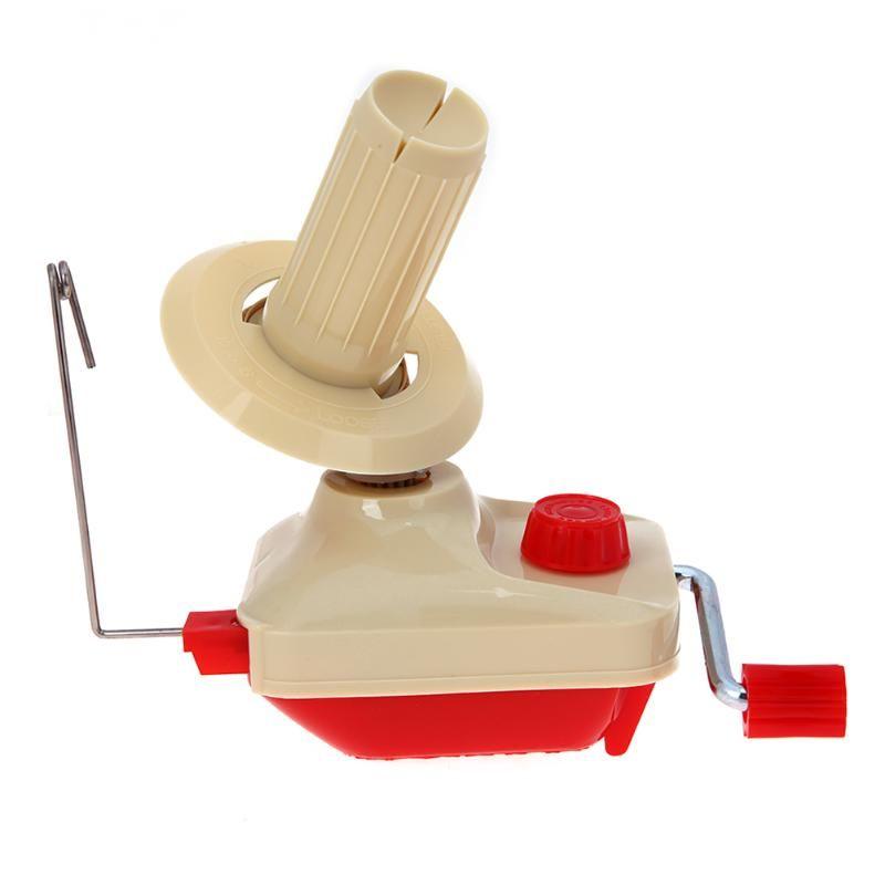 Handheld Yarn Winder Swift Fiber String Ball Wool Winder Holder <font><b>Practical</b></font> String Winding Machine Sewing Accessories