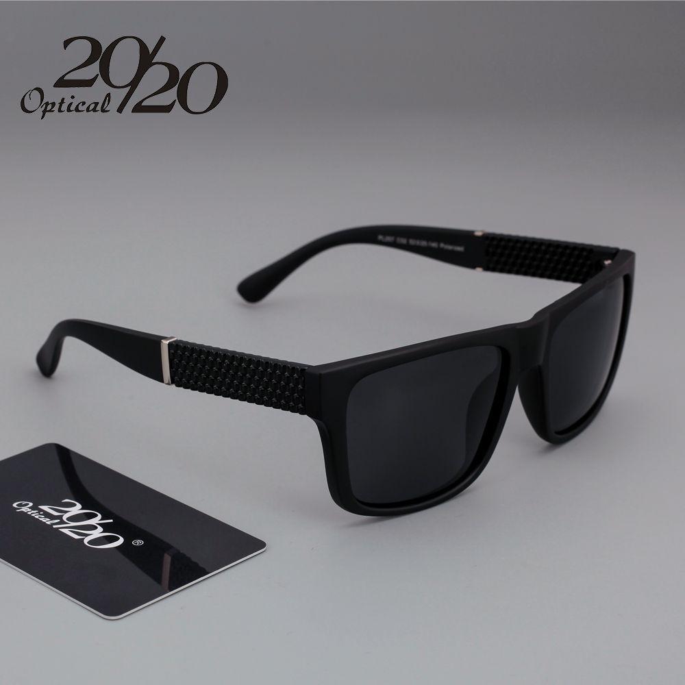 Marque Nouvelle lunettes de Soleil Polarisées Hommes Noir Cool Voyage Lunettes de Soleil de Haute Qualité De Pêche Lunettes Oculos Gafas PL257