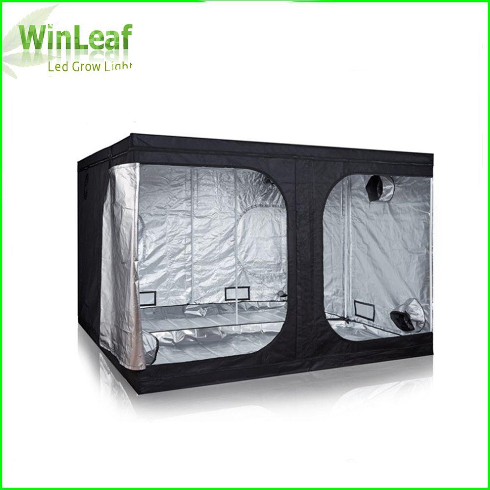 Grow Tent 300 with Light for Indoor Hydroponics Greenhouse Plants Lighting 600D Grow Tent Indoor For plant grow lights