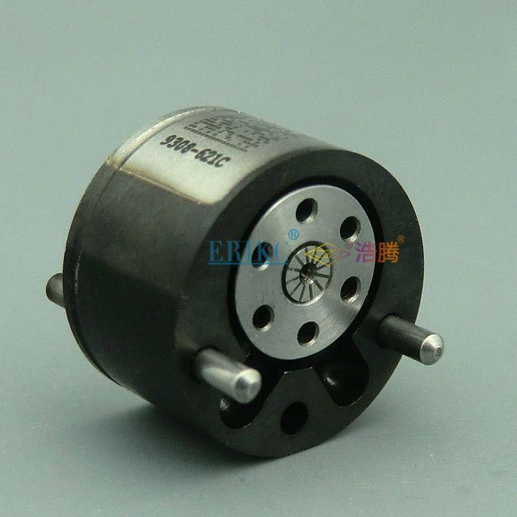 ERIKC soupape d'injecteur diesel 9308-621C 28239294 28440421 vanne à rampe commune soupape de revêtement noir 9308Z621C 28538389 9308 621C EU3/4