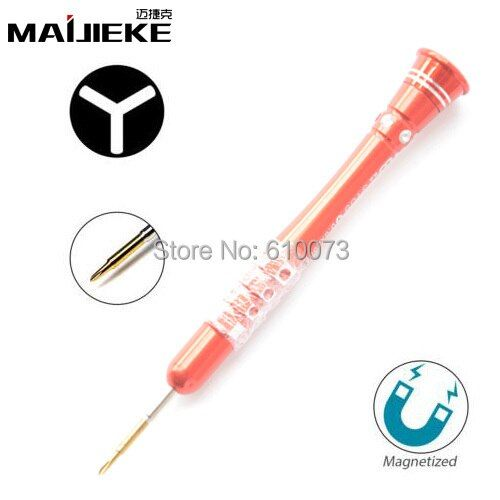 MAIJIEKE Top Quality 0.6 Tri Point Screwdriver Repair Triwing Tool Y000 For Apple iPhone 7 & 7 Plus Tri-point Metal Screwdriver