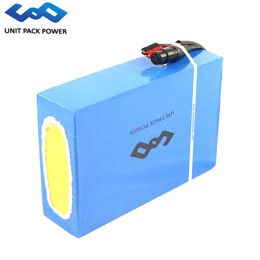 Shipping from USA 48V 20Ah Water Proof Battery 48V Battery Pack for Bafang/8FUN BBS02 BBSHD 750W 1000W E-Scooter Motor