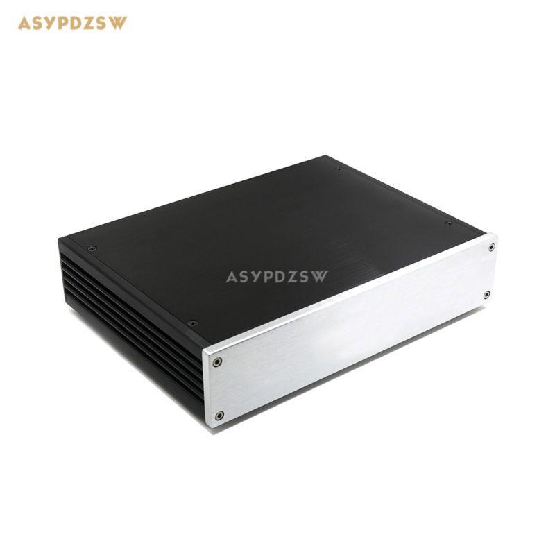 2806 vollaluminium Vorverstärker gehäuse/DAC fall/verstärker chassis AMP BOX