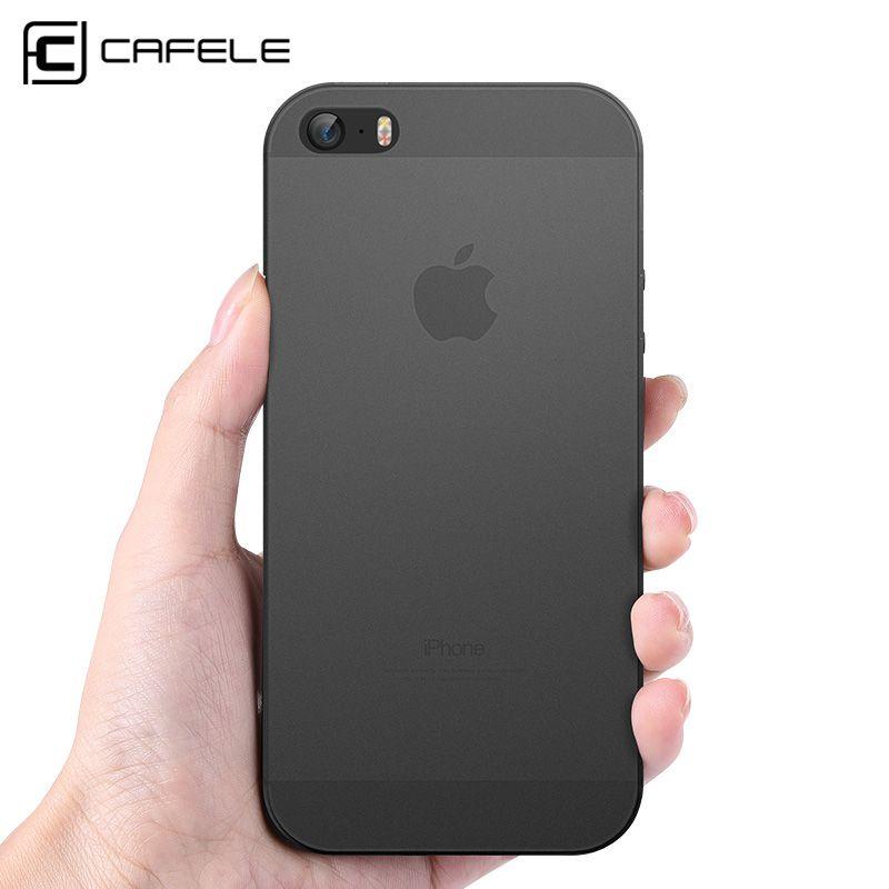 CAFELE Original Brand Phone Cases Für iPhone 5 5 s SE Mode Candy Farbe Matt Handy Fall Für iPhone 5 s fall Zurück abdeckung