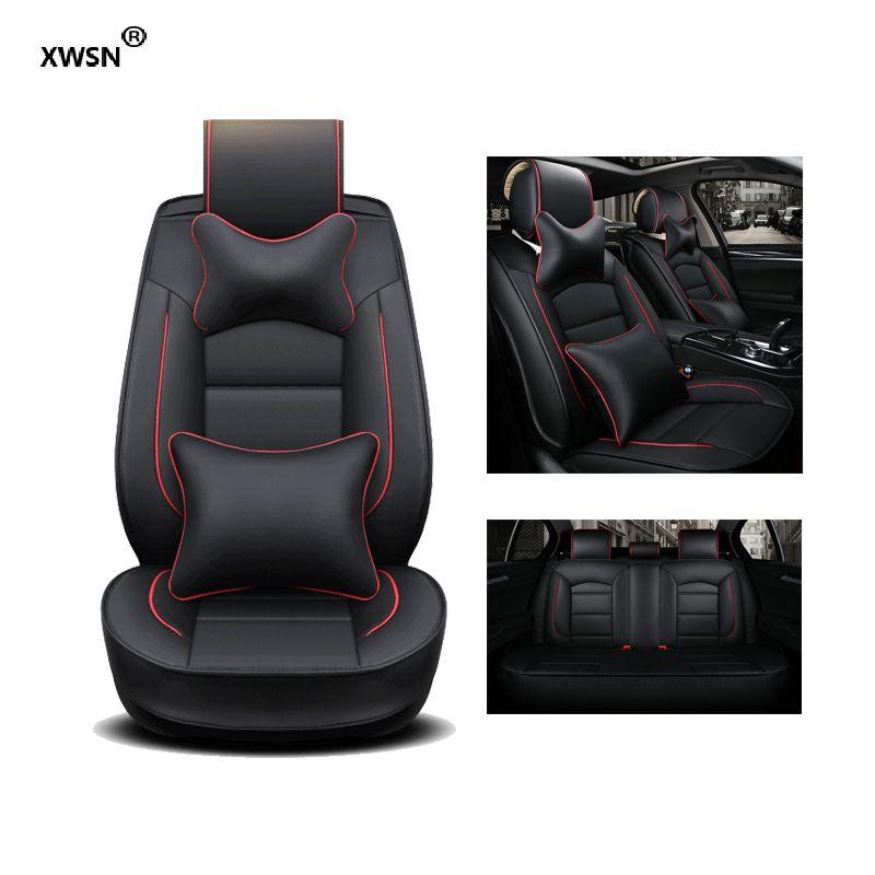 Universal car seat cover for nissan note qashqai j10 almera n16 x-trail navara d40 murano teana j32 primera Car seat protector