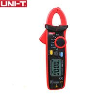 UNI-T UT210D Цифровой Токоизмерительные True RMS Напряжение сопротивление емкость мультиметр Температура измерить авто Диапазон электрические