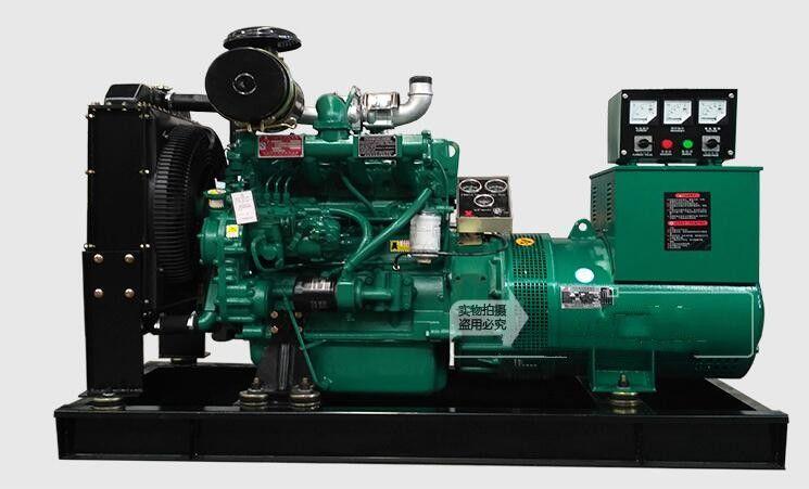 50kw/62.5kva Chinesischen diesel generator mit pinsel lichtmaschine mit weifang Ricardo diesel motor für home power