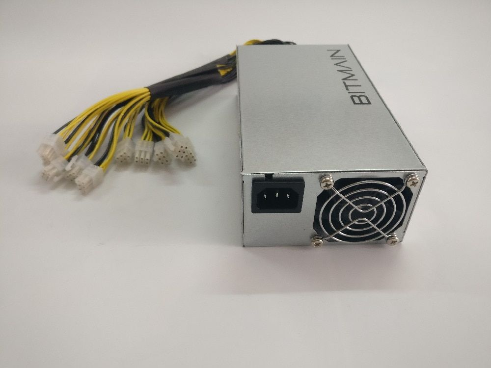 New Miner power supply APW3++ 12-1600-A3 (new) 12V 133A MAX 1600W suitable for ANTMINER S7 S9 L3+ D3 A3 Baikal X10 Giant-B