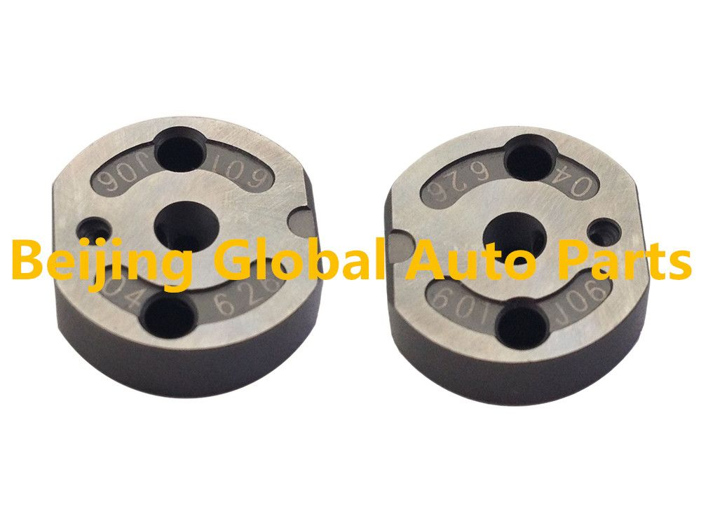 Diesel Injector Intermediate Plate  Control Valve Plate 4# Common Rail Injector 095000-5550 095000-5950  Orifice Plate