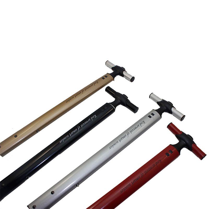 4 Farbe iScooter hoverboard 6,5 zoll Erweiterbar Griff Kontrolle 2 Räder Elektrische Selbstausgleich Roller Pen