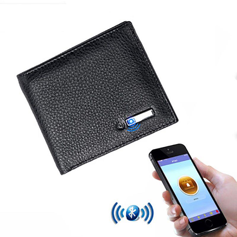 Anti-theft wallet