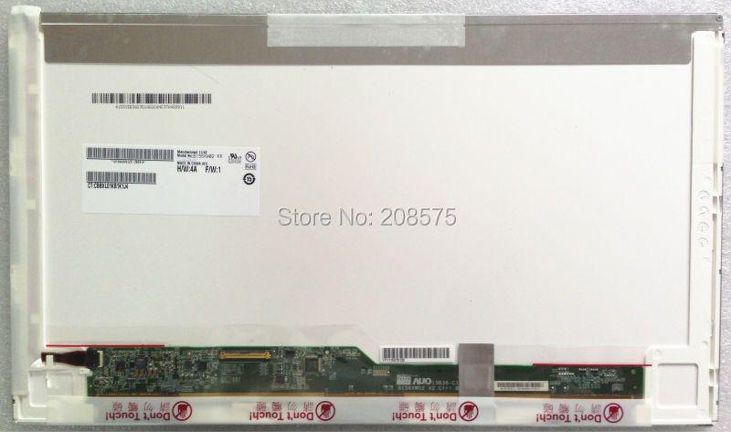 Free Shipping B156XW02 LP156WH2 LP156WH4 TLN1 TLA1 LTN156AT02 LTN156AT05 LTN156AT24 15.6 LED Laptop LCD screen panel