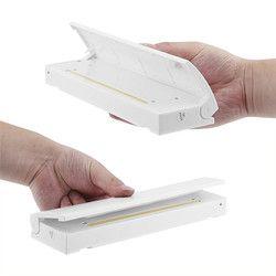 Otomatis Listrik Rumah Sealer Portable Seal Machiness Makanan Tas Sealer Mesin Aksesori Dapur Alat
