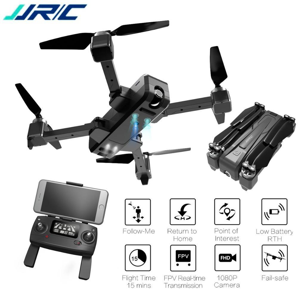 JJRC X11 RC Drone 5G WIFI FPV GPS Mit Weitwinkel 2K Kamera Hubschrauber 20 minuten Flugzeit quadcopter 3400mAh Faltbare Drone