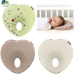 Baby Pillow newborn Toddler Sleep Positioner Anti Roll Cushion Flat Head Pillow Protection of Newborn pillow for infant sleeper