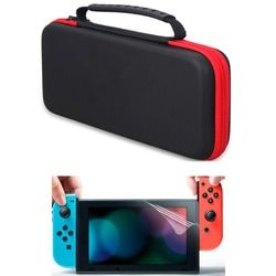 Handheld Travel Storage Hard bag EVA Travel Carrying Pouch Cover Protective Case for Nintend Switch NS NX Joy-con Controller