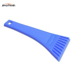 Car vehicle Snow Ice Scraper SnoBroom Snowbrush Shovel Removal Brush Winter Car Styling Accessories