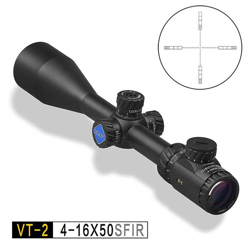 ENTDECKUNG VT-2 4-16x50 SFIR Hawke absehen seite fokus für ziel Schießen jagd zielfernrohr 1 Zoll für airsoft air guns