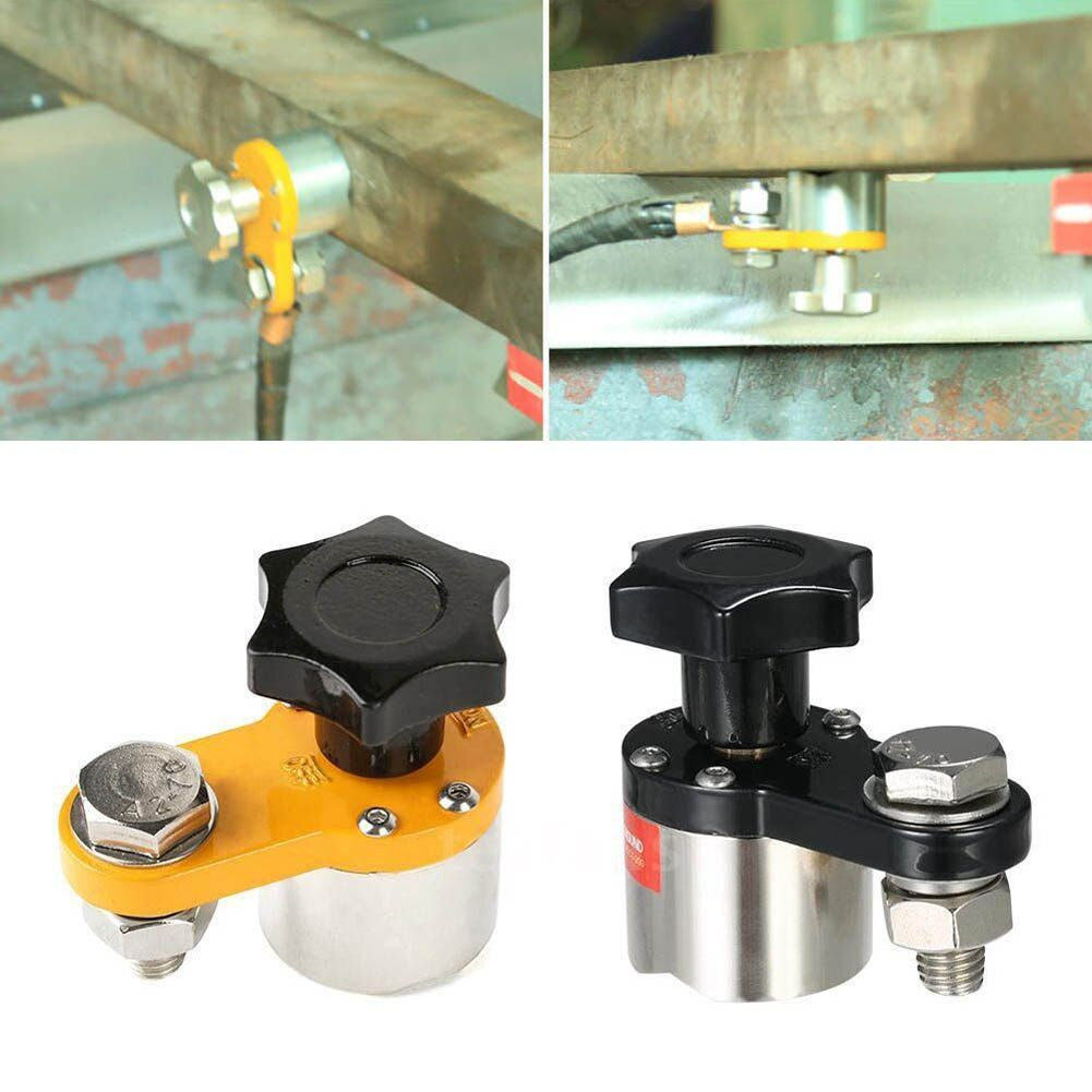 200A Magnetic Welding Ground Clamp Holder Small Size @8 WWO66