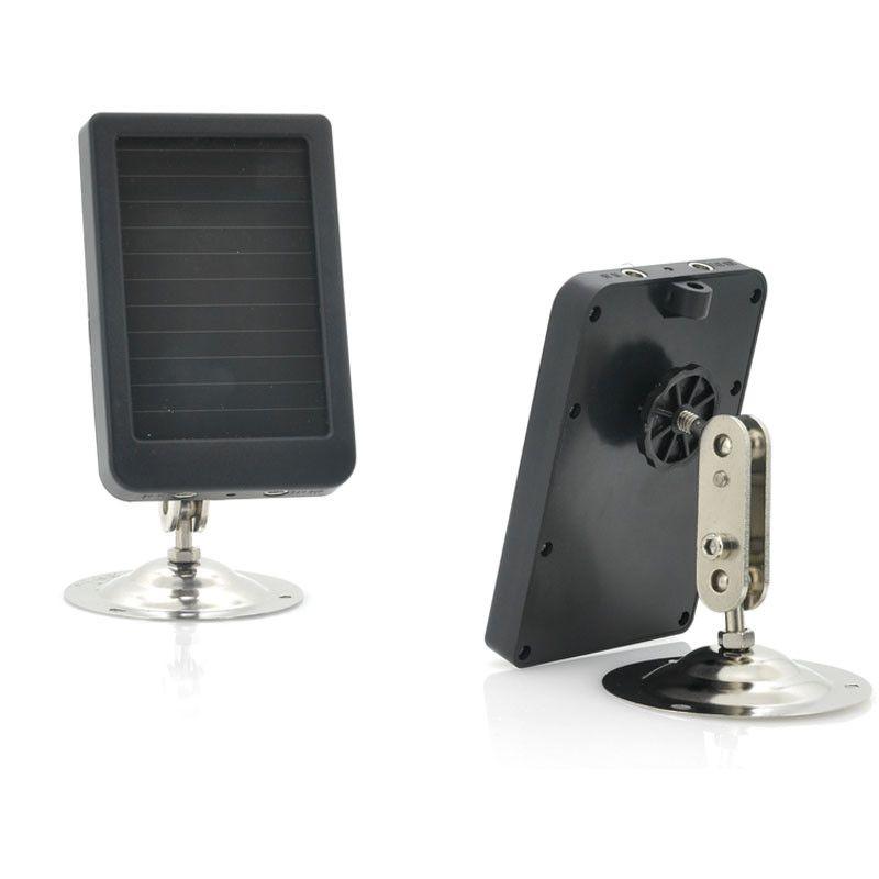Suntek Hunting Cameras Solar Panel Battery Charger External Power for HC300M HC550M HC350M HC550G HC700G