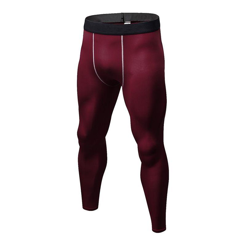 Yuerlian GYM Leggings New Sports Tights Compression Pants Jogger Pantalones Hombre SportTrousers Sportswear Running Pants Men