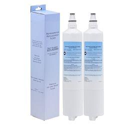 De haute Qualité Purificateur D'eau Des Ménages Réfrigérateur Filtre À Eau de Remplacement pour LG LT600P, 5231JA2005A, 5231JA2006 2 Pcs/lot