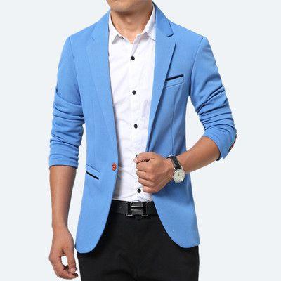 Neue 2017 Während Der Frühling Und Herbst Freizeit Blazer Jugend Von Kultiviert irgendjemandes Reine Farbe Mode Anzüge NZ152